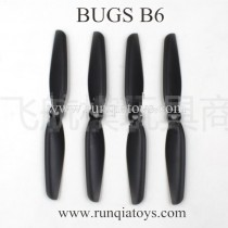 MJX Bugs B6 Main Blades