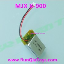 mjx x900 quadcopter battery