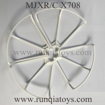 MJX X708 Quadcopter Blades Guards