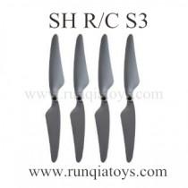 SHRC S3 drone Main Blades
