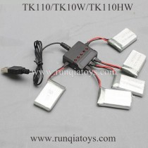 Skytech TK110 Parts-Battery charger