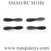 SMAO RC M1HS drone Blades Black