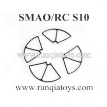 SMAO RC S10 Smart quadcopter Propellers Guards