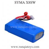 SYMA X8SW Drone Battery