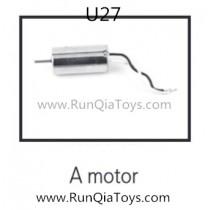 Udirc U27 motor A