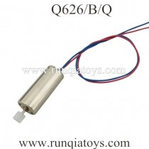 WLToys Q626 Drone parts-Motor Blue
