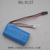 XINLEHONG TOYS 9137 Parts-7.4V Battery