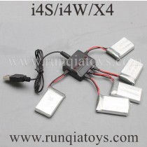 Yizhan i4s i4w drone Upgrade Charger