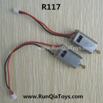Runqia toys R117 helicopter main Motor