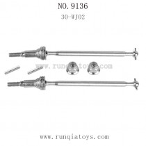 XINLEHONG TOYS 9136 Upgrade Parts-Front Drive Shaft