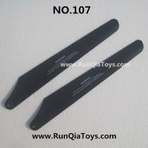 Runqia toys R107 rotor A