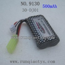 XINLEHONG Toys 9130 parts-Battery 500mAh