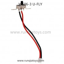 HUAJUN W606-3 u-fly Turn off plug