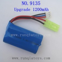 XINLEHONG 9135 Upgrade Parts-Battery 1200mAh
