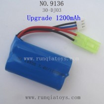XINLEHONG TOYS 9136 Upgrade Battery