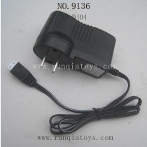 XINLEHONG TOYS 9136 Parts Charger
