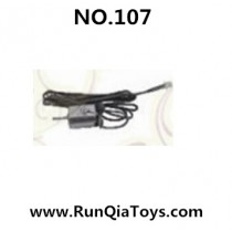 runqia toys R107 helicopter tail mtoor