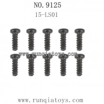 XINLEHONG Toys 9125 Car Parts Round Headed Screw 25-LS01