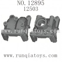 HBX 12895 Car parts-Gear Box Housing 12503