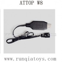 ATTOP W8 1080P GPS Parts-USB Charger