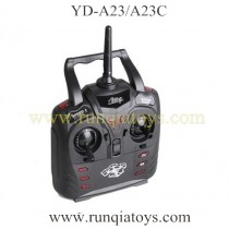 Attop YD-A23 A23C drone Transmitter