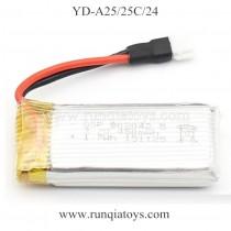 Attop YD-A25 Drone lipo Battery