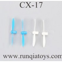 Cheerson CX-17 Drone Blades