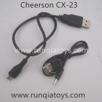 Cheerson CX-23 Drone USB charger