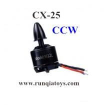 Cheerson CX-25 drone CCW Motor
