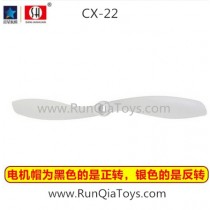 cxhobby cx-22 quadcopter main rotor