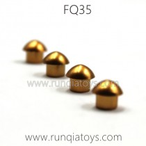 FQ777 FQ35 Drone Parts Propellers Caps