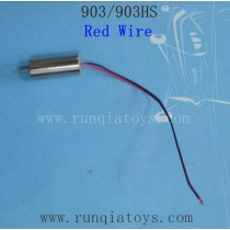 HELIWAY 903 903HS Drone Parts-Motor Red Wire