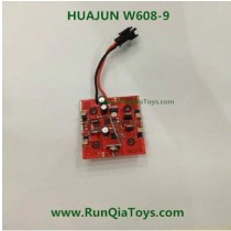 huajun w608-9 quad-copter pcb board