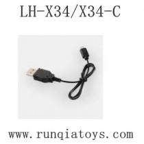Lead Honor LH-X34 Parts USB Charger