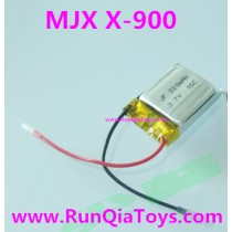 mjx x-900 quad-copter upgrade battery