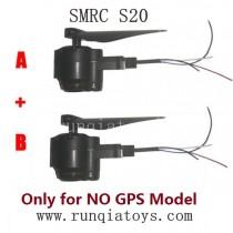 SMRC S20 Drone Parts-Motor AB