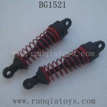 SUBOTECH BG1521 Parts-Shock kits