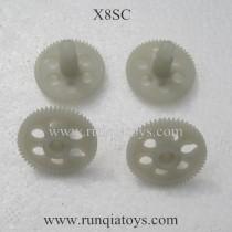 SYMA X8SC Parts-Gear