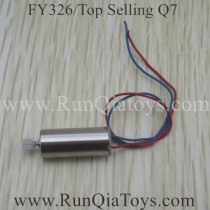 Top Selling Q7 FY326 Quadcopter Motor RED
