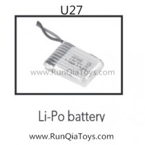 Udirc u27 loop quad battery