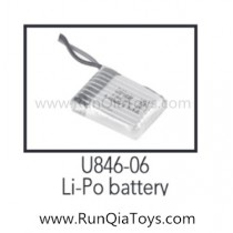 UDIRC u846 li-po battery