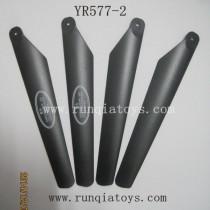 YRToys yr577-2 helicopter Main Blades