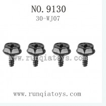 XINLEHONG Toys 9130 parts-Lock nut 2.6X12 30-WJ07