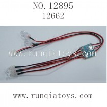 HBX 12895 Car parts-LED LIGHT 12662