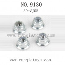 XINLEHONG Toys 9130 parts-Lock nut Upgrade 30-WJ08