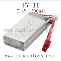 FeiYue FY-11 Car parts-Battery
