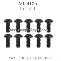 XINLEHONG Toys 9125 Parts Screw 15-LS14