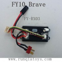Feiyue fy-10 parts-Receiver FY-RX03
