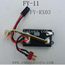 FeiYue FY-11 Car parts-Receiver