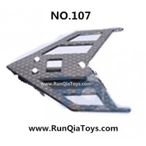 Runqia toys r107 helicopter horizontal tail